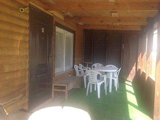 Paupio namelis prie Vorutos | Riverside cabin