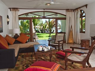 Diani Beach | Kenya | Luxury Swahili Beach Villas at Lantana Galu Beach