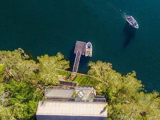 Calabash Bay Lodge at Berowra Waters