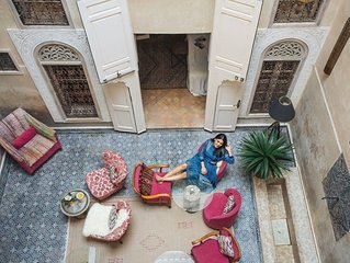 Riad Anata, Cozy 5 Rooms House In The Old Médina