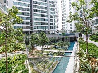 2 Rooms Best Sky Pool KL*KLCC 2