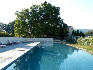 The perfect base camp to relax and explore the charm of Provence