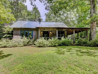 Fly Fishing Cabin on 14 Acres