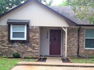 Another Cozy Home in Aggieland