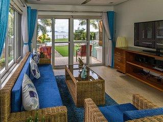 Luxury Beachfront Condo near Apo Island