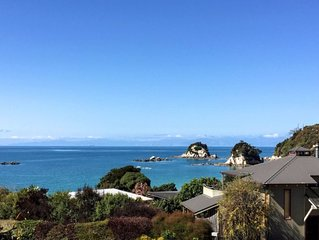 Little Kaiteriteri - Elevated Sea Views