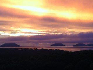 daybreaks on Port Stephens