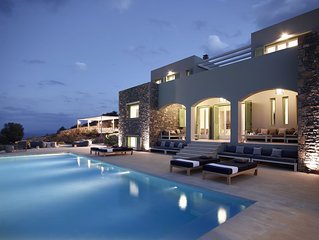 Exclusive holiday villa ideal for families with kids, 100% privacy with a pool