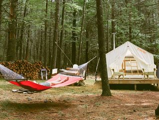Tentrr – Highwoods Campsite
