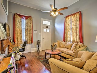 Central New Orleans House - Walk to Magazine St!
