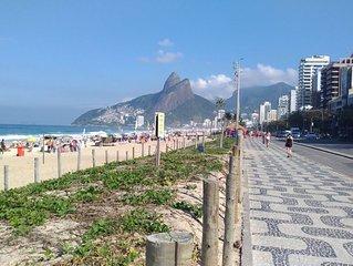 Ipanema Nobre (2 Quartos/posto 10 praia)