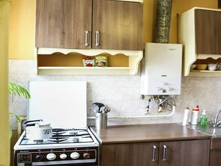 Comfortable apartments in the city center