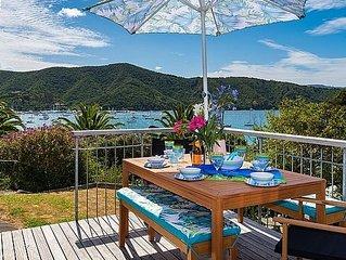 Tirohanga Wai - Waikawa Holiday Home