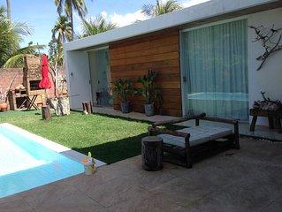 Encanto de casa na Praia de Angra de Ipioca (Hibiscus) - Maceió-AL