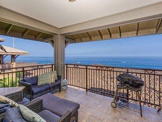 Oceanfront resort condo, golf nearby, walk to beach - Resort Pool, Hot Tub, Gym