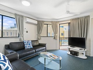 Centre of Mooloolaba Renovated Apartment