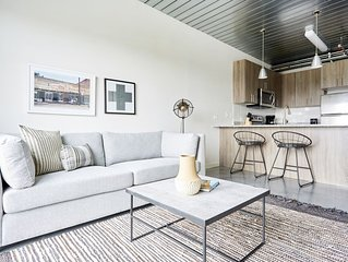 Sonder | Mid Main Lofts | Pristine 1BR + Balcony