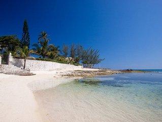 SEVEN SEAS JAMAICA - Luxury 4 Bed Beach Villa in Ocho Rios - STAFF INC