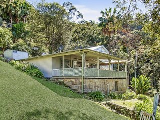 Patonga Hillside Retreat