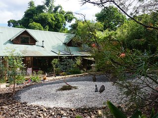 "Our paradise: ""Bambou"" Retreat in Bellingen 