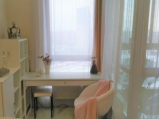 Luxury apartment  with  concierge service near the metro in the center of Moscow