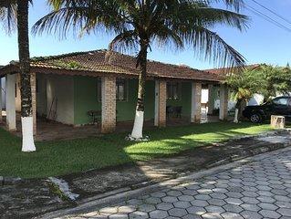 CONDOMINIO FECHADO + PISCINA + CHURRASQUEIRA // LITORAL NORTE / CARAGUA/UBATUBA