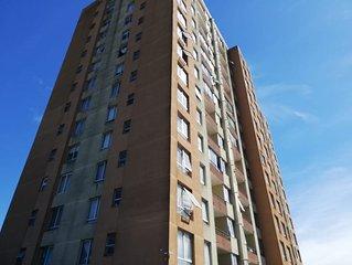 hermoso Apartamento  amoblado en  condominio