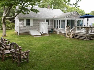 Popponesset-Beach House-3 Bedrooms, A/C and more