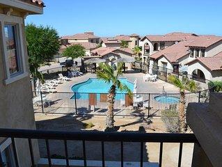 Condo 29-4 20 Feet From The Pool Sleeps 8 Plus Children Under 8 WIFI