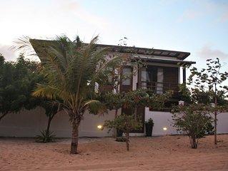 Grande Villa moderna  com piscina - vista Duna do Por do Sol