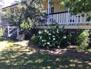Delightful Queensland ..Country Cottage..With Comfort and Style