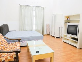 Cozy Studio near Bukit Bintang 3