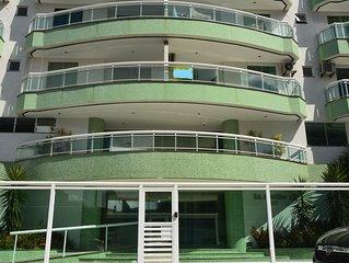 Apartamento 3 quartos na quadra da praia em Cabo Frio RJ