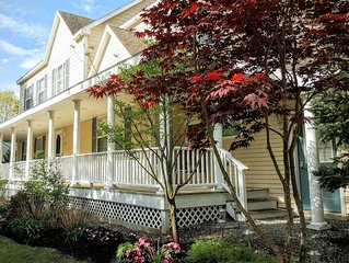 Elegant Ogunquit 6BR/7BA home - 5 min walk to Perkins Cove & downtown Shore Rd!