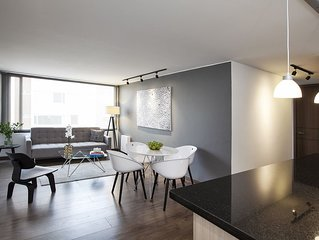 NEW DESING APARTMENT - BOGO64 301. Chapinero. New All