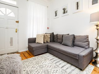 Cozy West Village Townhouse w/ PRIVATE ROOFTOP!