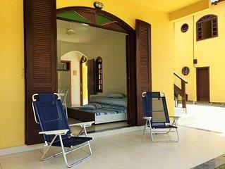 Apartamento de 1 dormitórios ideal familias!