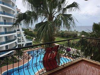 Enjoy Sea and Beach. Море и пляж с вашего балкона.