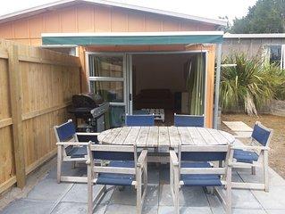 Modern Farm Cabin by the beach