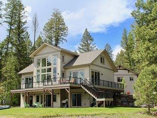 NEW, July 2019 Availability! Wonderful Home on Lake Blaine!