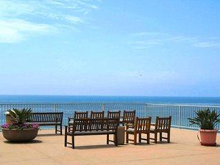 Del Mar Beach Club Oceanfront Complex!!