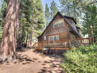 King Beach Cabin with Large Yard (great for snowball fights), Short Drive to Nor