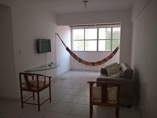Apartamento inteiro com 3 quartos