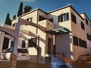 A House In Zichron Yaakov, One Of The Nicest Areas Of Israel.