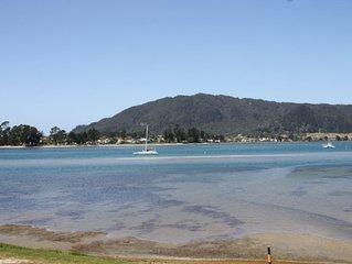 Tairua Townhouse, Stunning water views
