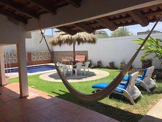 Cozy place, beautiful beachview, Casa Monserrat