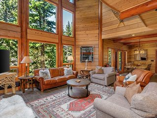 """AVAILABLE THANKSGIVING - Featured on """"Epic Log Homes"""" - Valhalla Lodge"""