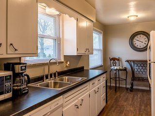 5-STAR PRIVATE HOME IN FORT WAYNE! 1,700 Sq Ft!  Full, Finished Basement!