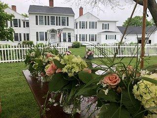 Elegant Historic Nine Bedroom Estate On 13 Acres Overlooking Long Island Sound