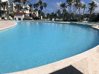 3200 sq ft Luxurious condo in Dorado community.  3 bd/ba. Private beach, pool